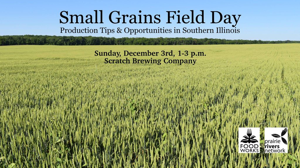 Small grains field day production tips opportunities - The wedding garden carbondale il ...